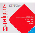 Subli-jet-HD cartridge Virtuose SG400 / 800 - Cyan 29ml
