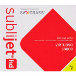 Subli-jet-HD cartridge Virtuose SG800 - Yellow groot 68 ml