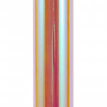 Craft Opal - Peach Yellow Pink - 30 cm x 1 m